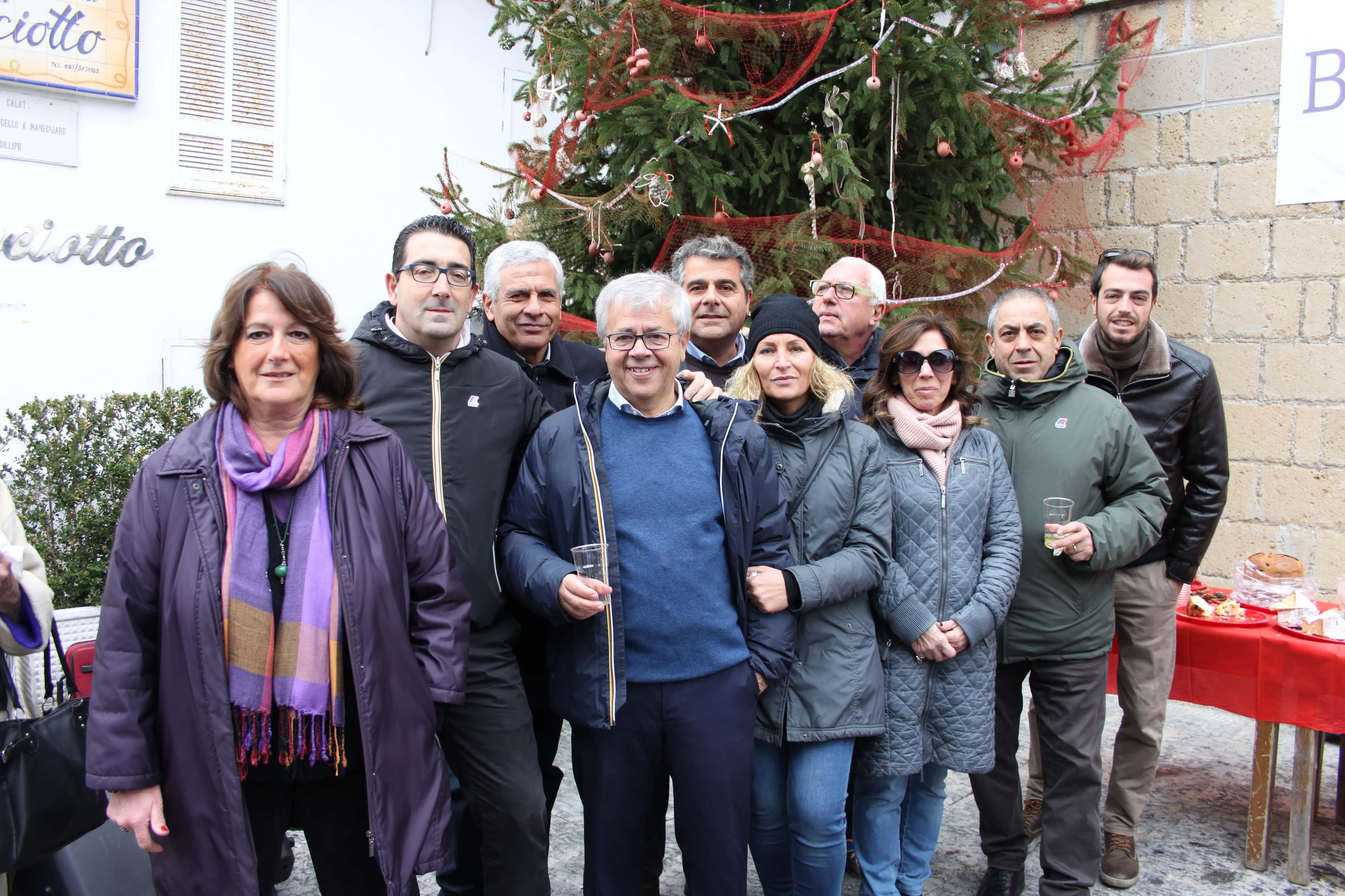 membri associazione borgo marechiaro